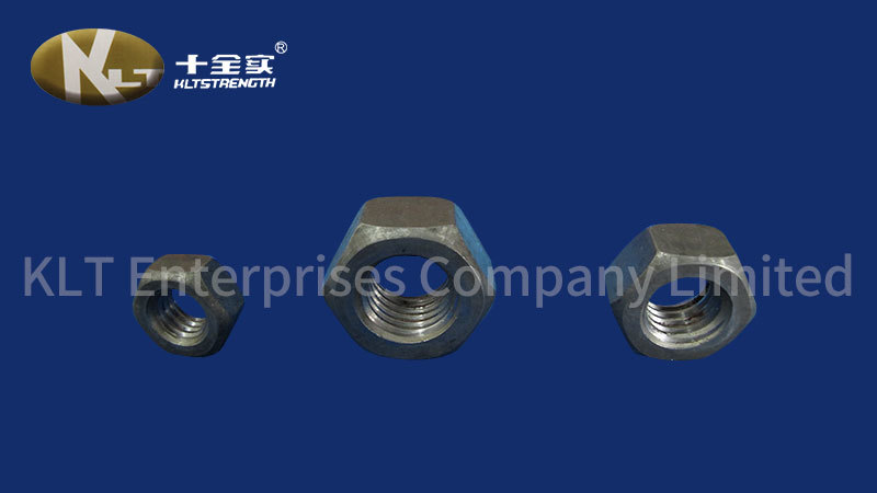 Din934 Hex Nut Bright Finish Industrial Nuts And Bolts