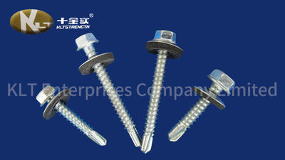Self Drilling Screws With Combined Washer