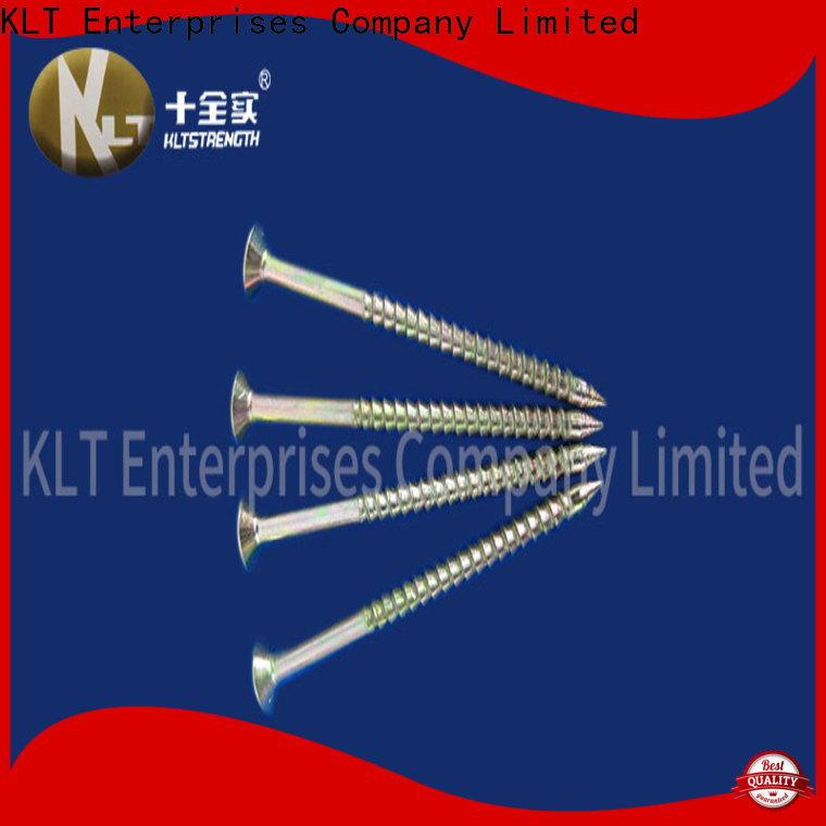 KLTSTRENGTH self drilling screws factory