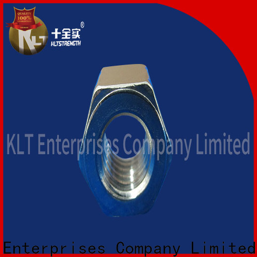 KLTSTRENGTH machine bolts and nuts manufacturers