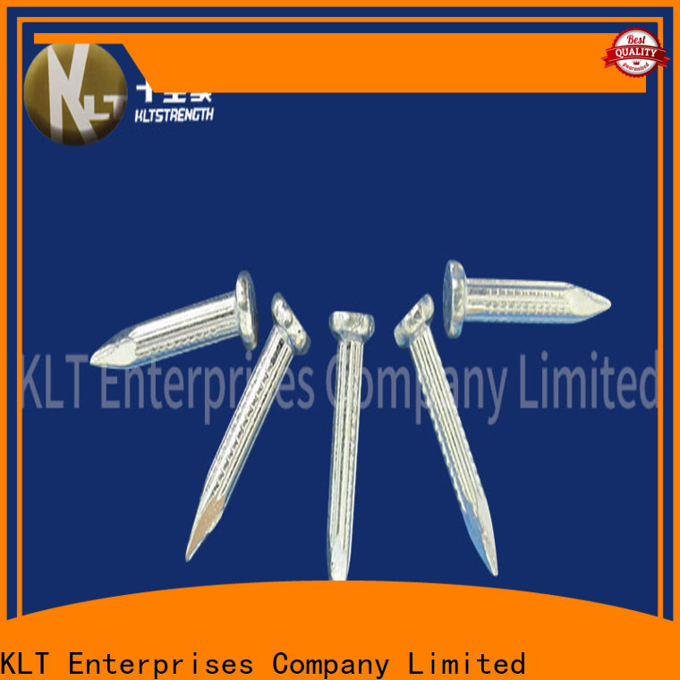 KLTSTRENGTH Best concrete stub nails Supply
