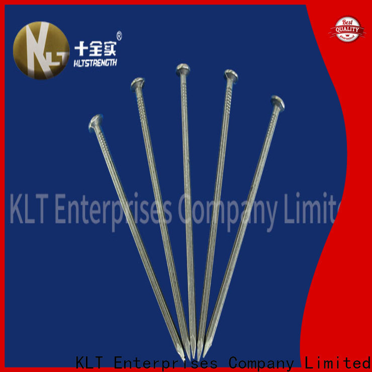 KLTSTRENGTH New wire nails factory for business