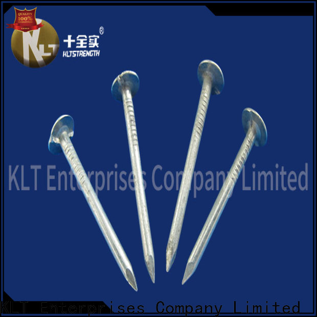 KLTSTRENGTH galvanised roofing nails manufacturers