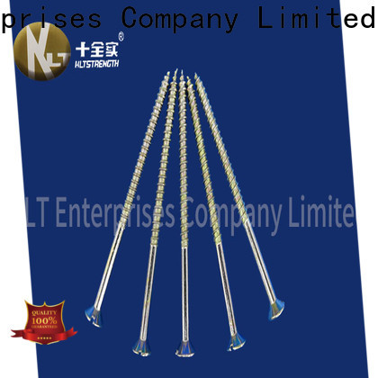 KLTSTRENGTH stainless steel screws Supply