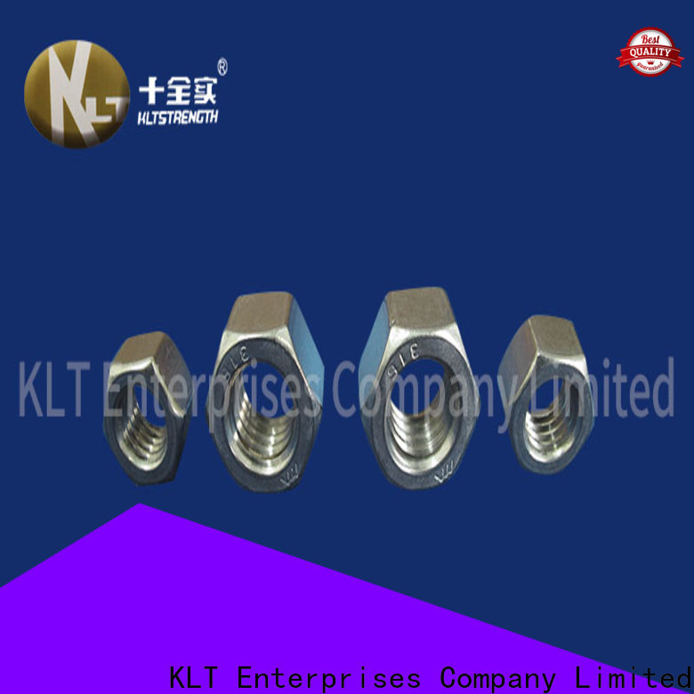 KLTSTRENGTH galvanized bolts for business