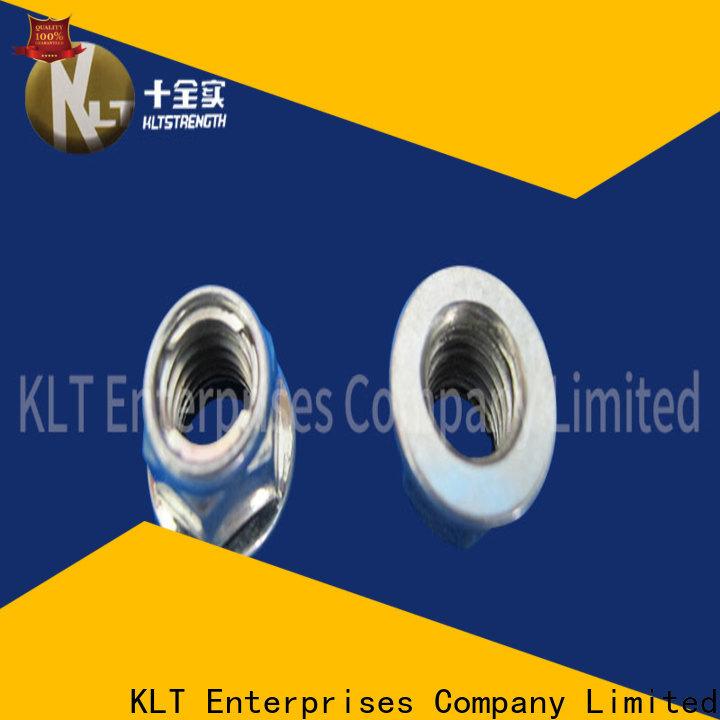 KLTSTRENGTH Top stainless steel bolts factory
