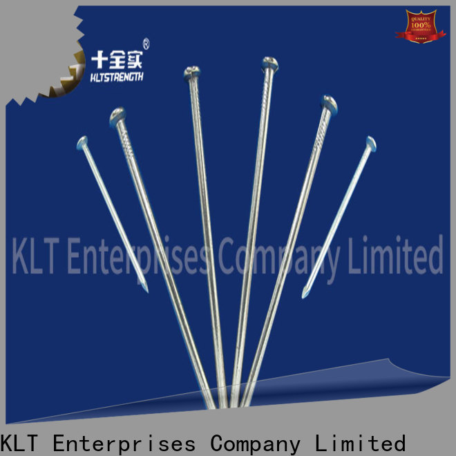 KLTSTRENGTH Latest iron wire nails manufacturers
