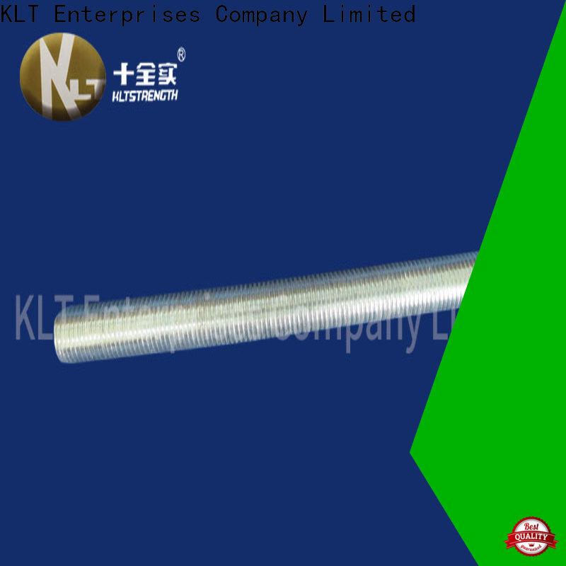 KLTSTRENGTH ss threaded rod factory
