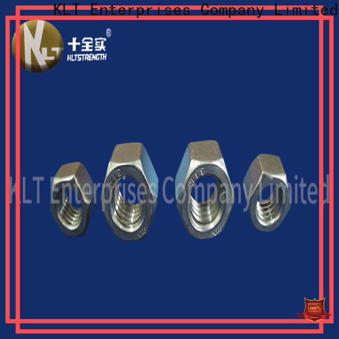Top industrial nuts and bolts Supply