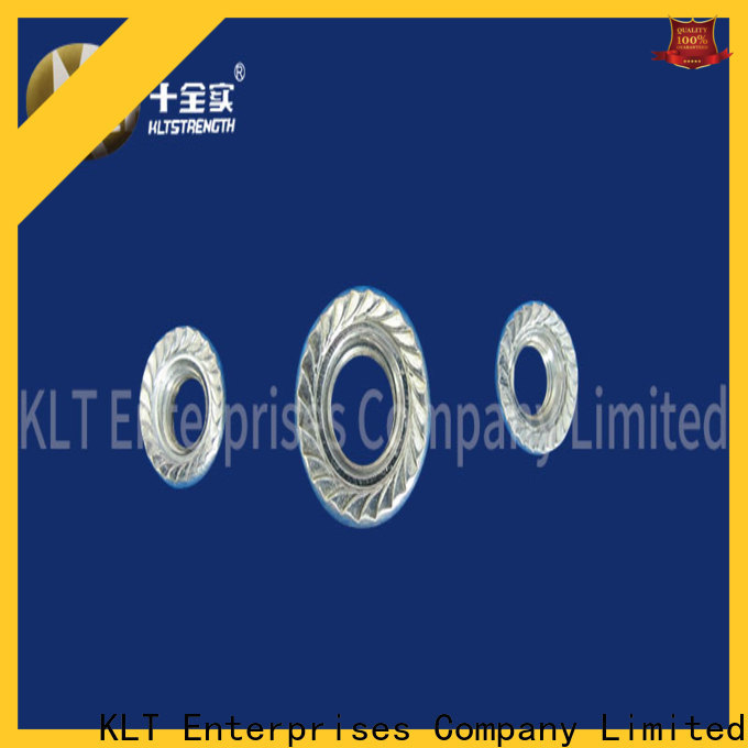 KLTSTRENGTH High-quality stainless steel bolts company