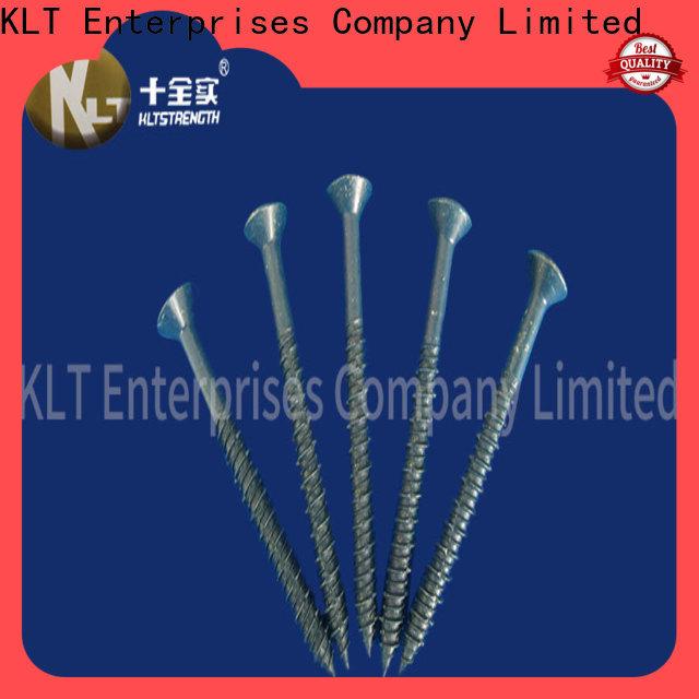 KLTSTRENGTH stainless steel screws manufacturers