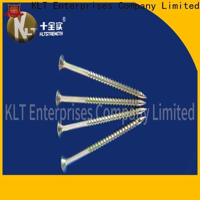 KLTSTRENGTH Best common screw company