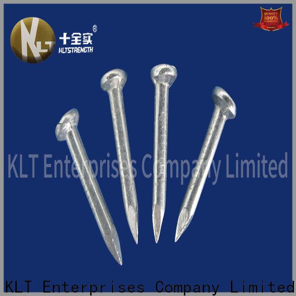 Top concrete steel nails factory
