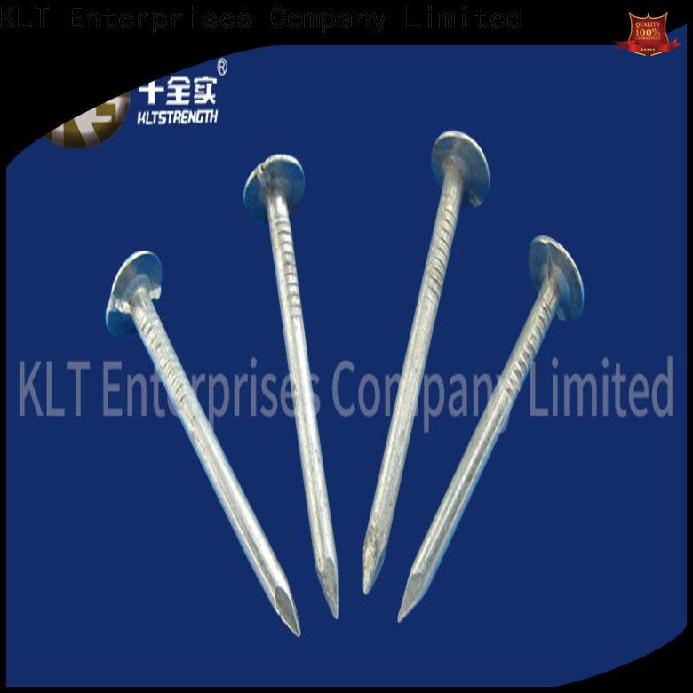 KLTSTRENGTH collated roofing nails for business