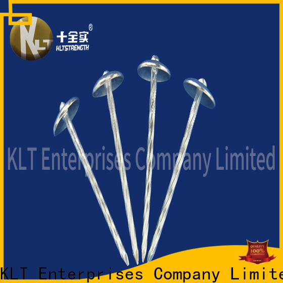 KLTSTRENGTH stainless steel roofing nails for business