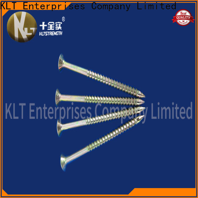 High-quality self tapping metal screws factory