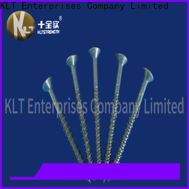 KLTSTRENGTH Wholesale concrete screws for business