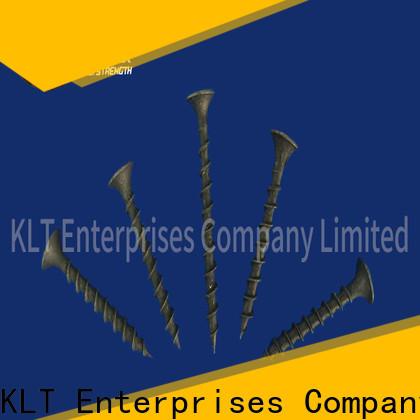 Custom security screws for business