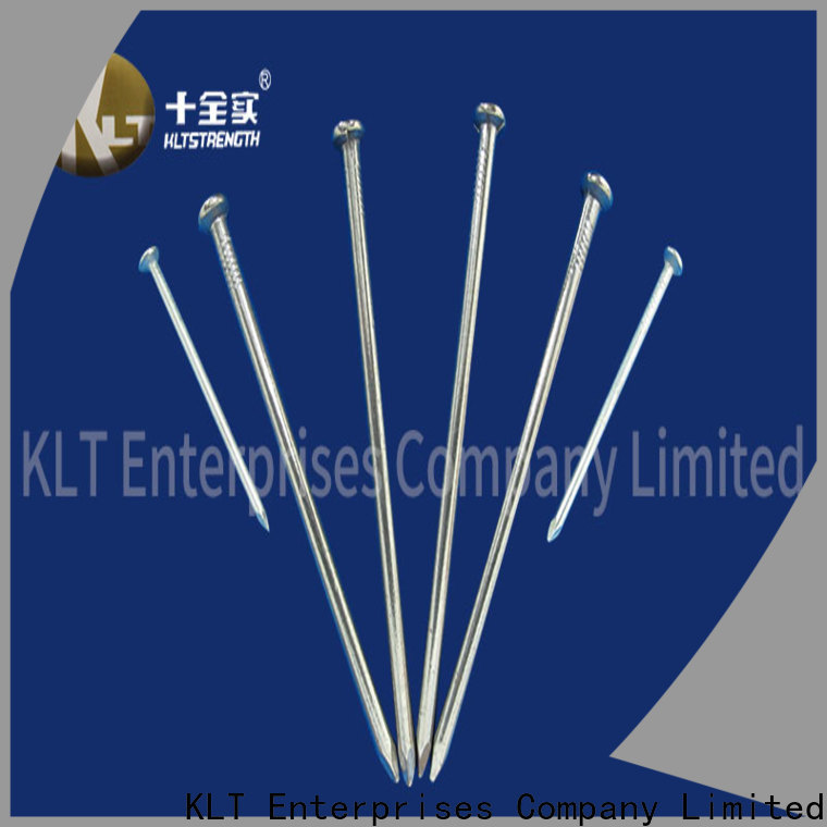 KLTSTRENGTH wire nails factory Supply